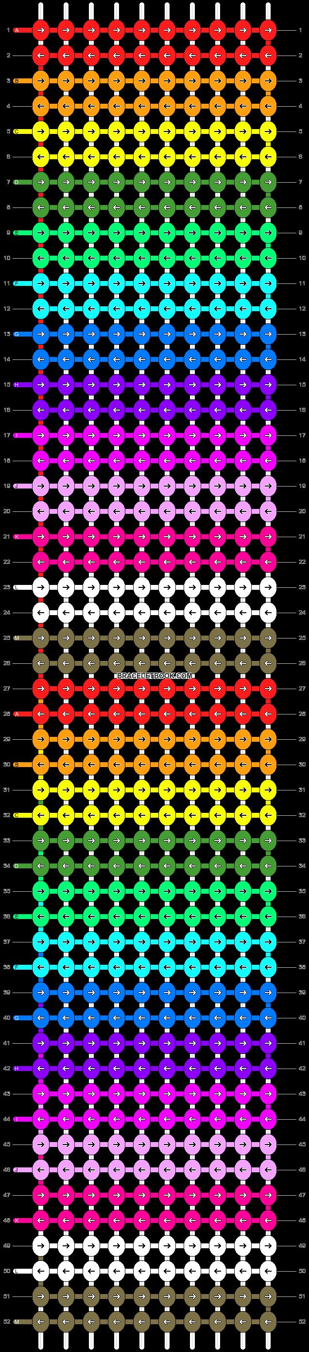 Alpha pattern #26255 pattern