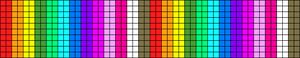 Alpha pattern #26255