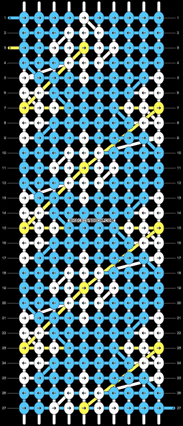 Alpha pattern #26260 pattern