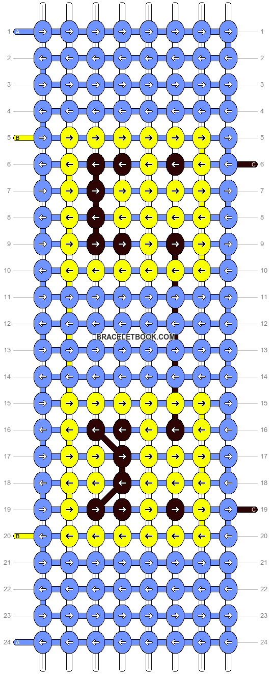 Alpha pattern #26273 pattern