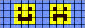 Alpha pattern #26273