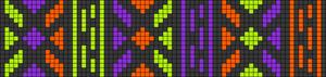 Alpha pattern #26287