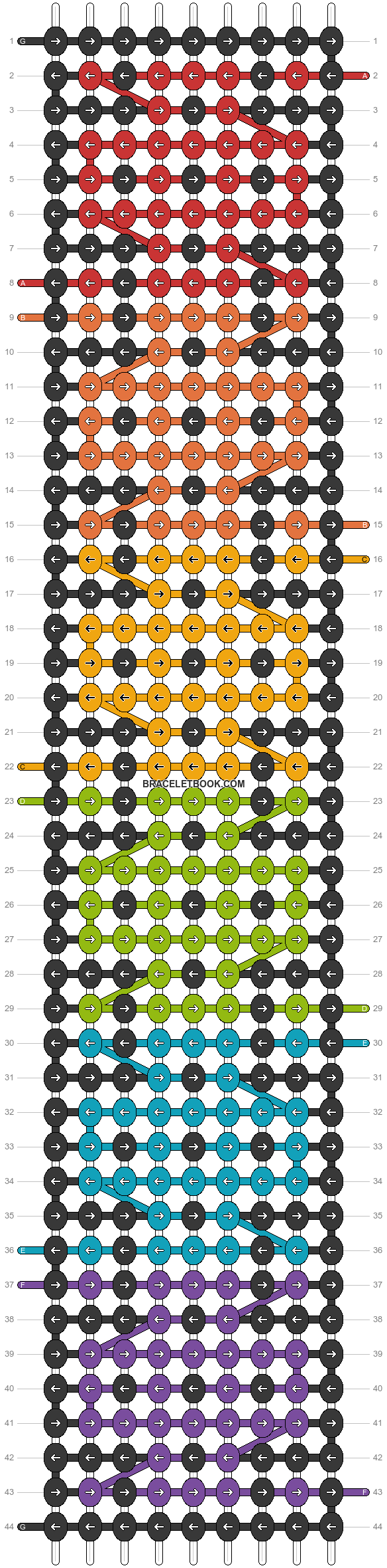 Alpha pattern #26313 pattern
