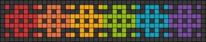 Alpha pattern #26313