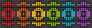 Alpha pattern #26314