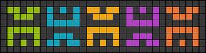 Alpha pattern #26315