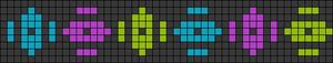 Alpha pattern #26330