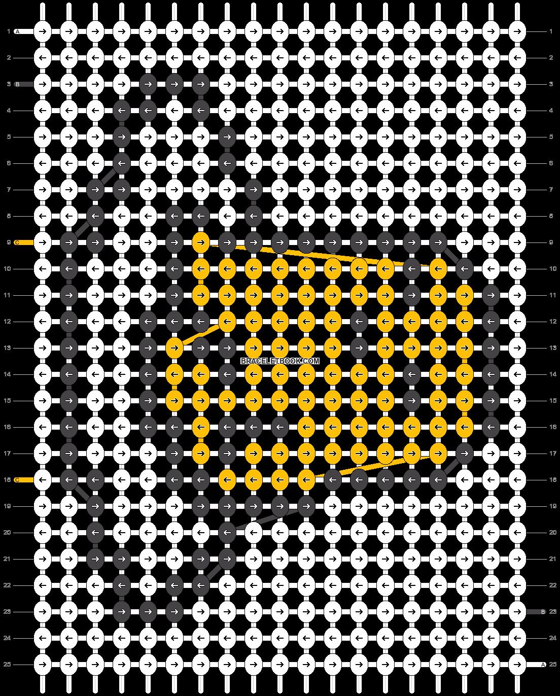 Alpha pattern #26332 pattern