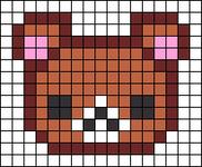 Alpha pattern #26333
