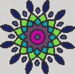 Alpha pattern #26337