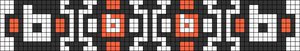 Alpha pattern #26338