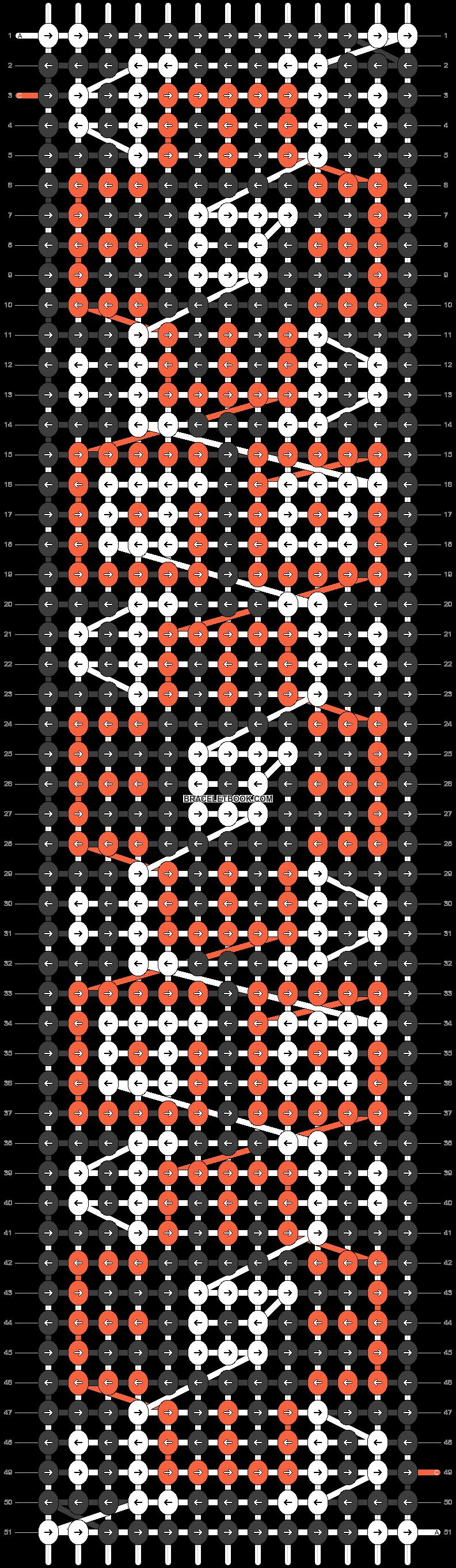 Alpha pattern #26339 pattern