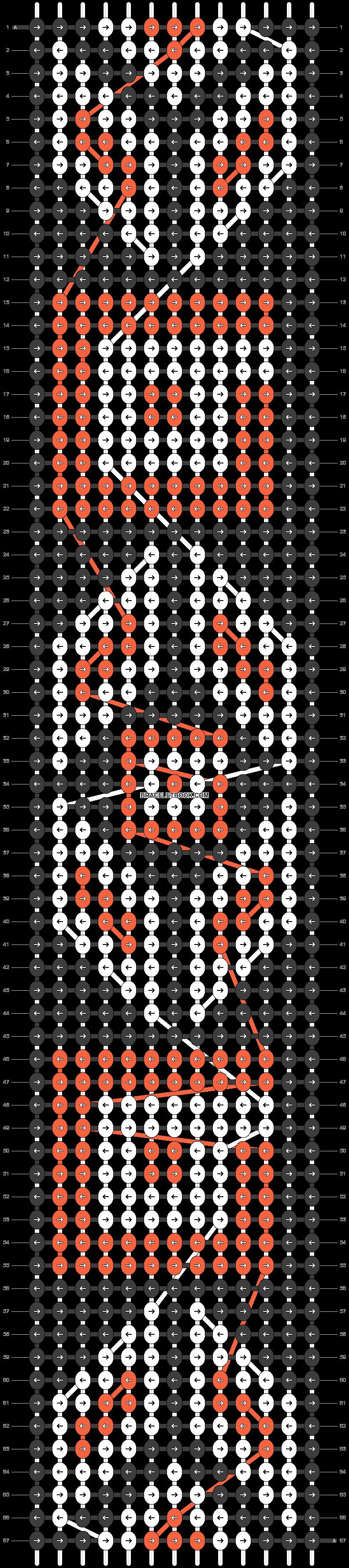 Alpha pattern #26340 pattern