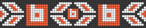 Alpha pattern #26340