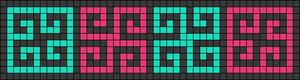 Alpha pattern #26342