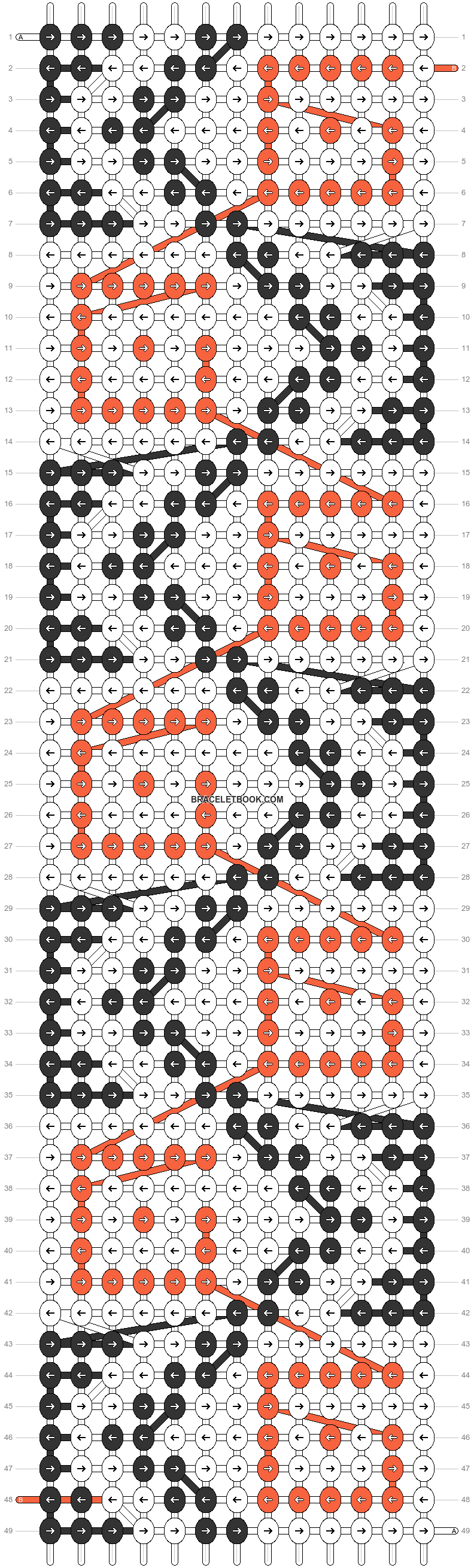 Alpha pattern #26351 pattern