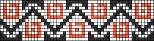 Alpha pattern #26351