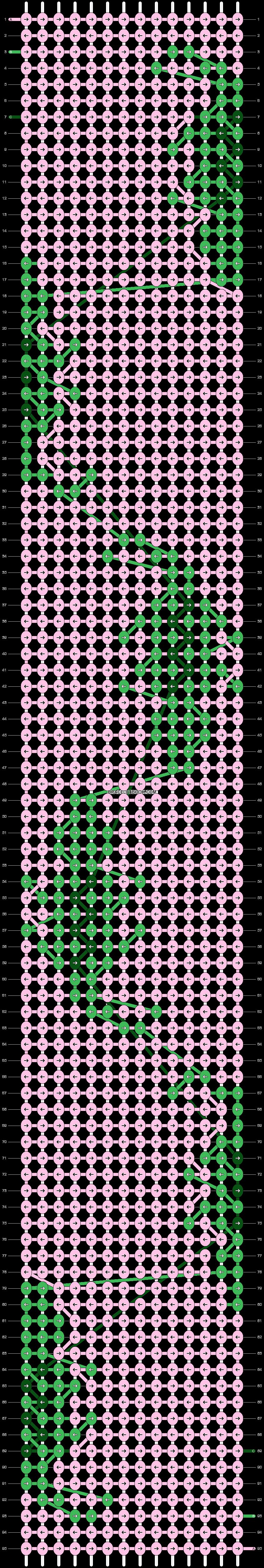 Alpha pattern #26377 pattern