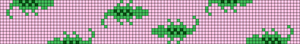 Alpha pattern #26377