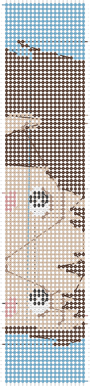 Alpha pattern #26378 pattern