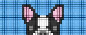 Alpha pattern #26380