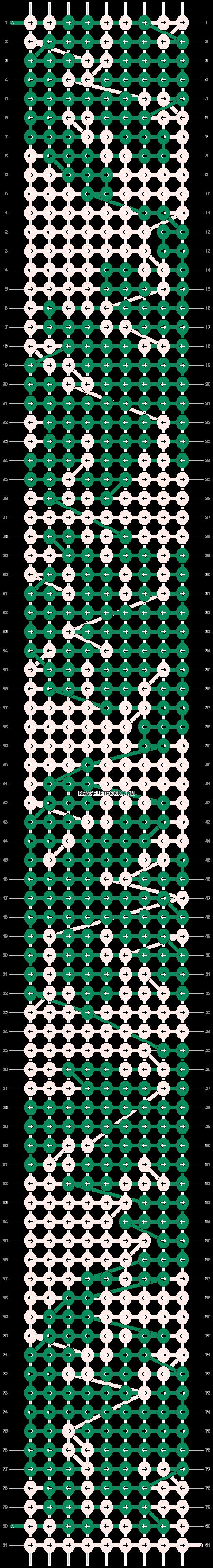 Alpha pattern #26396 pattern