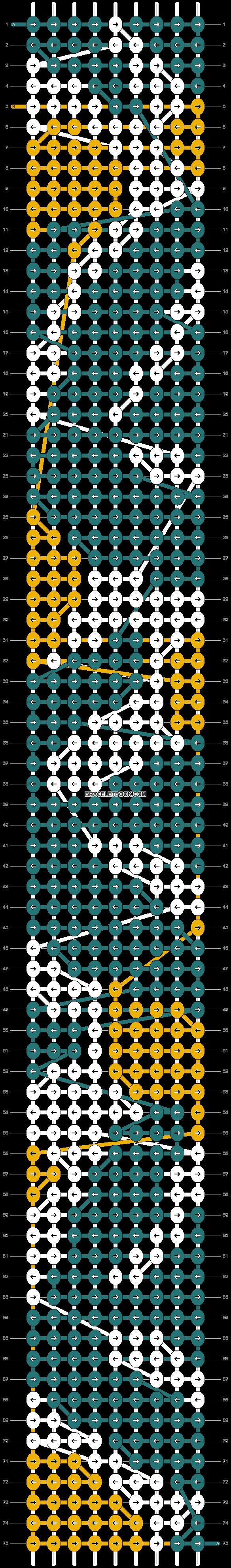 Alpha pattern #26397 pattern