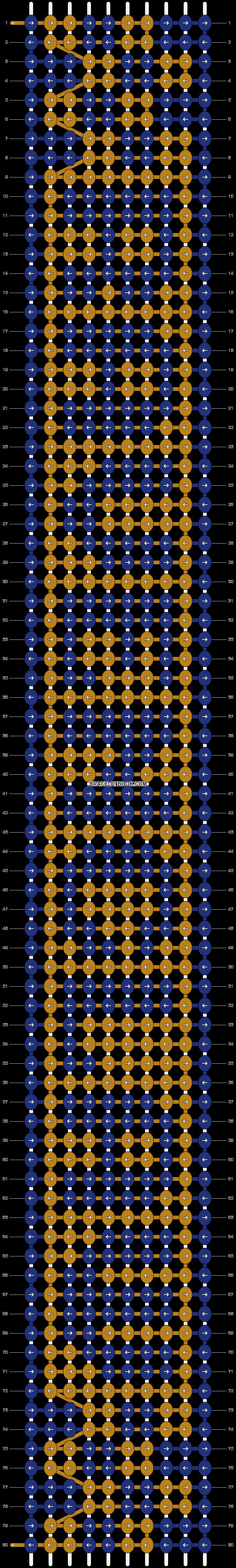 Alpha pattern #26398 pattern