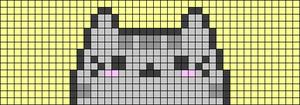 Alpha pattern #26406