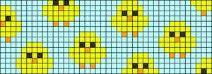 Alpha pattern #26407