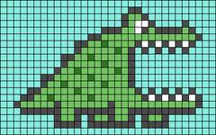 Alpha pattern #26411