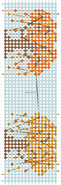 Alpha pattern #26425 pattern