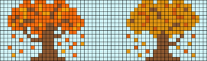 Alpha pattern #26425