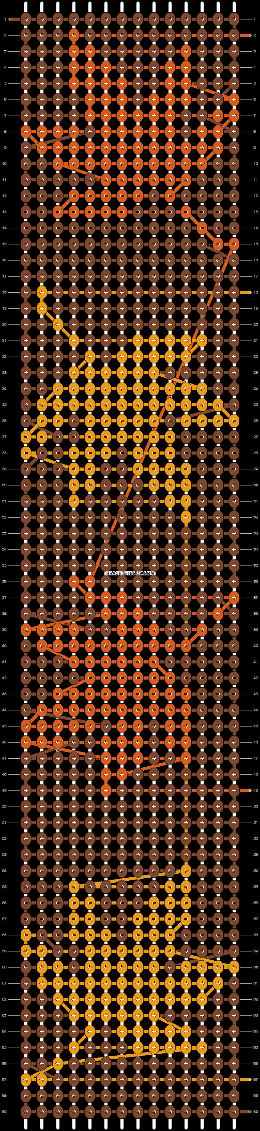Alpha pattern #26429 pattern