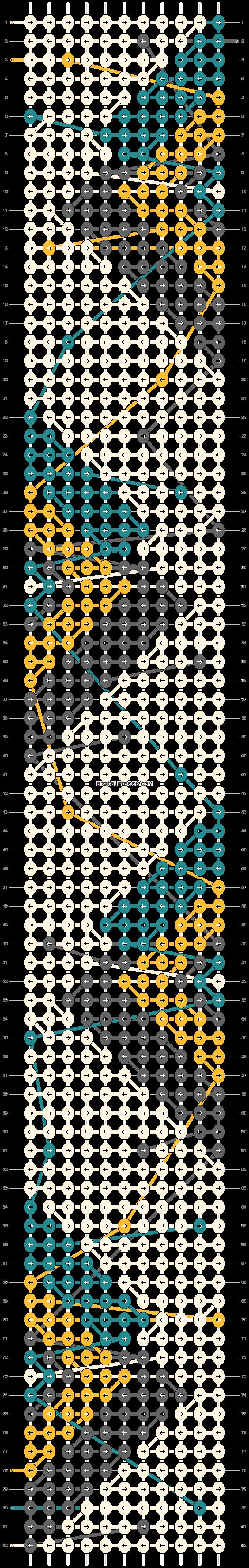 Alpha pattern #26449 pattern