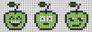 Alpha pattern #26454