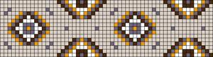 Alpha pattern #26460
