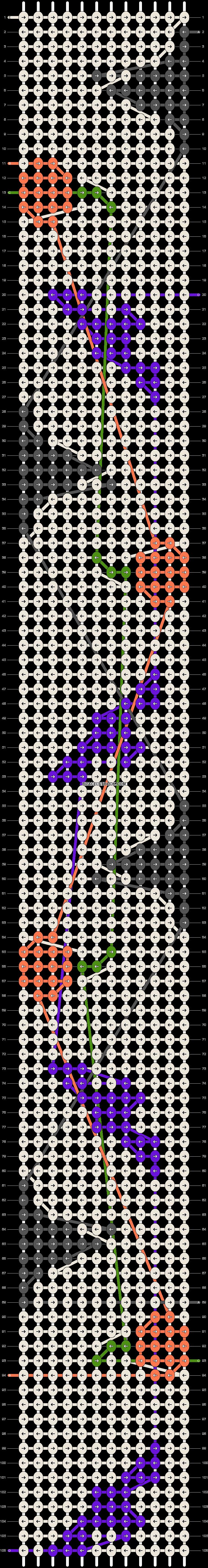 Alpha pattern #26462 pattern