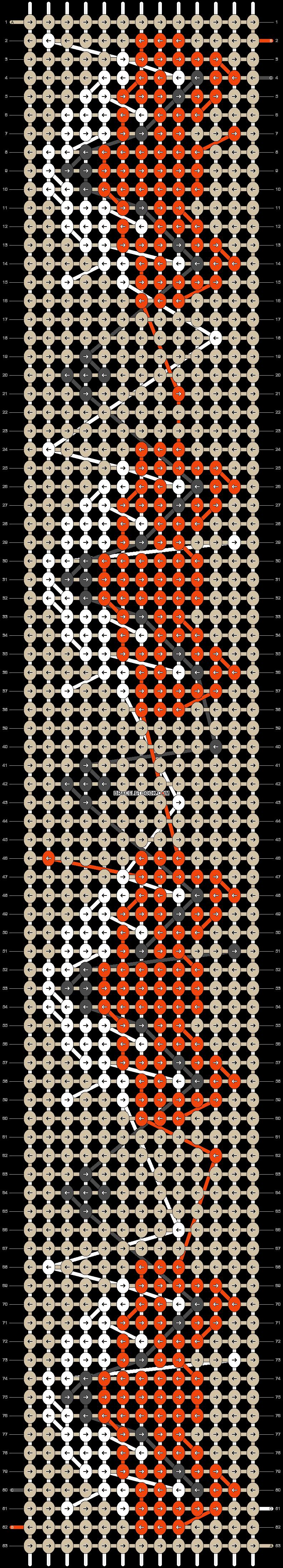 Alpha pattern #26469 pattern