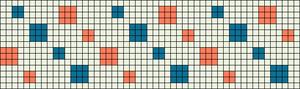 Alpha pattern #26477