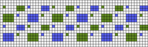 Alpha pattern #26478