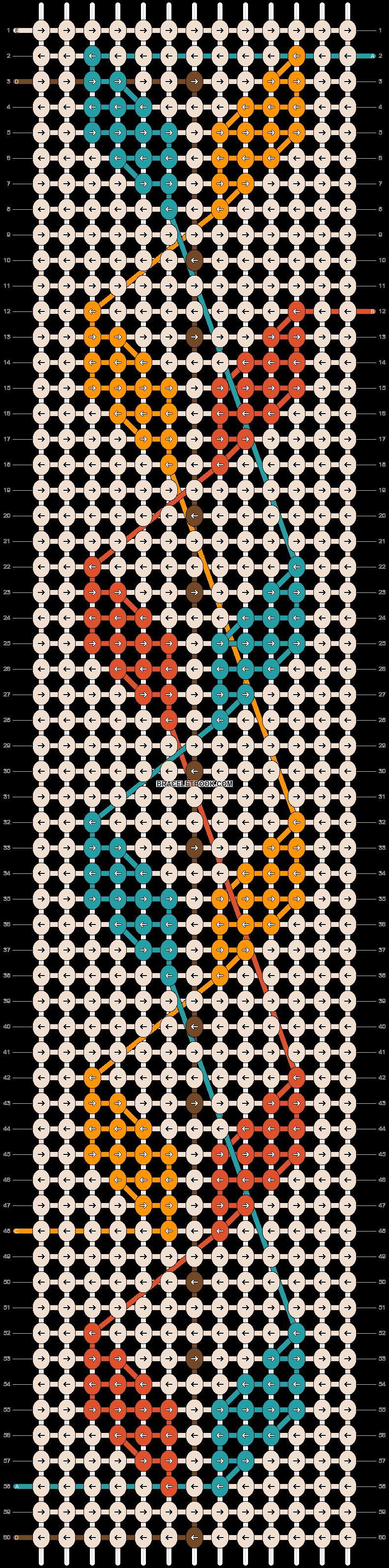 Alpha pattern #26481 pattern