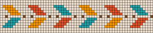 Alpha pattern #26481