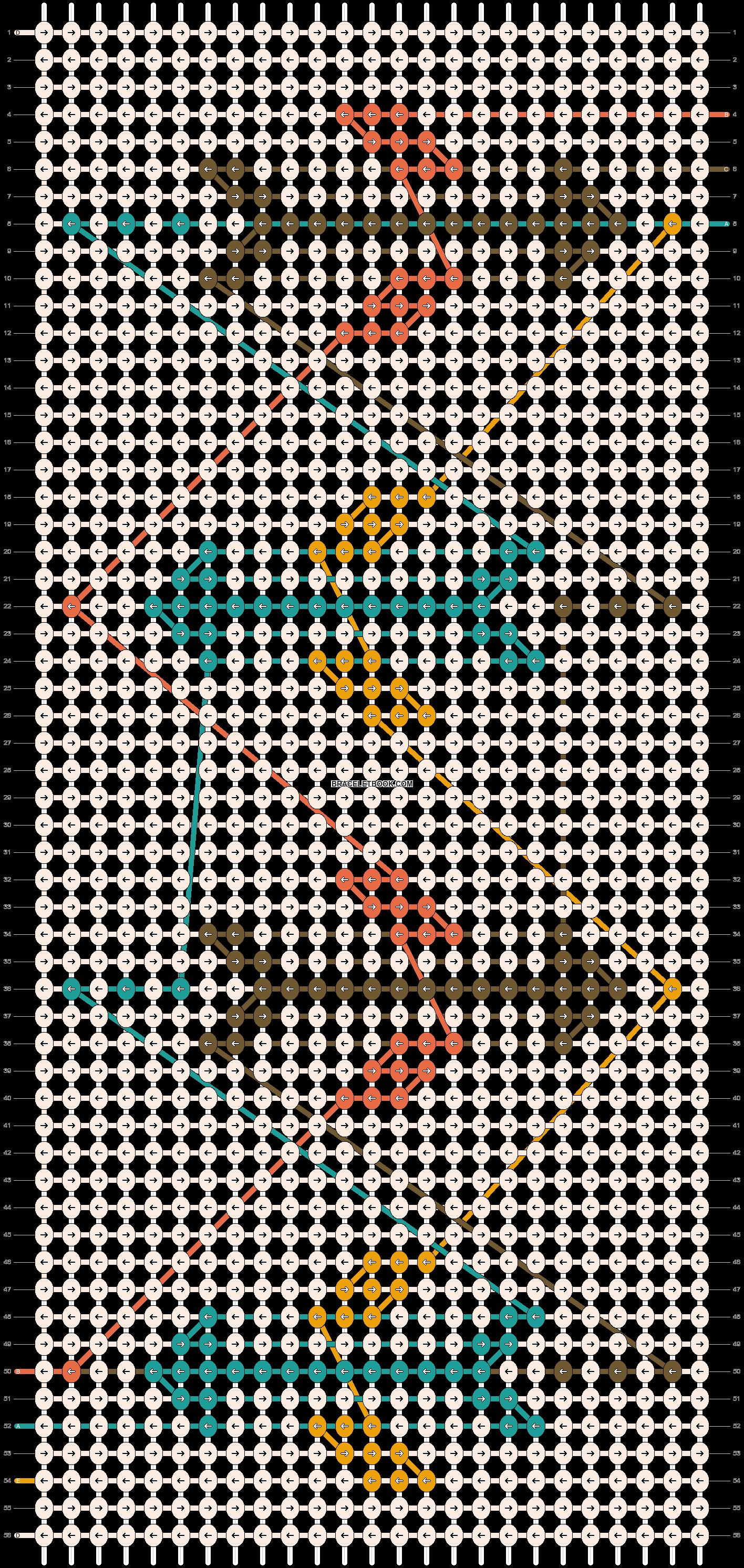 Alpha pattern #26494 pattern