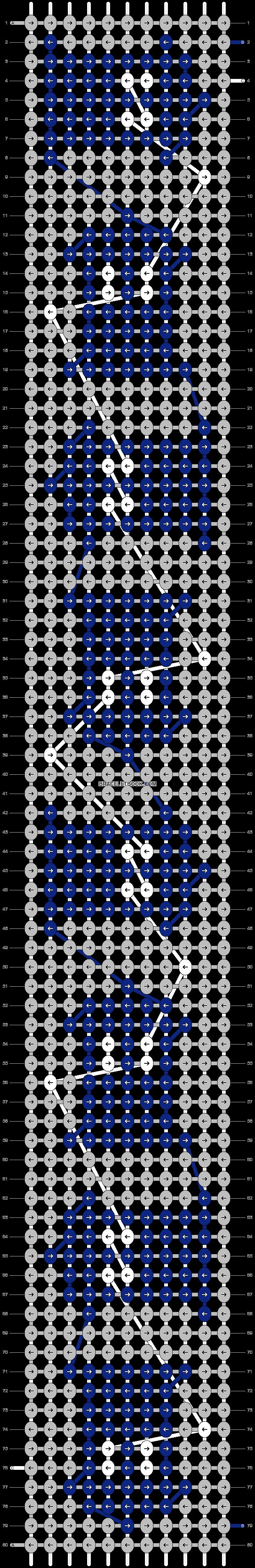 Alpha pattern #26501 pattern