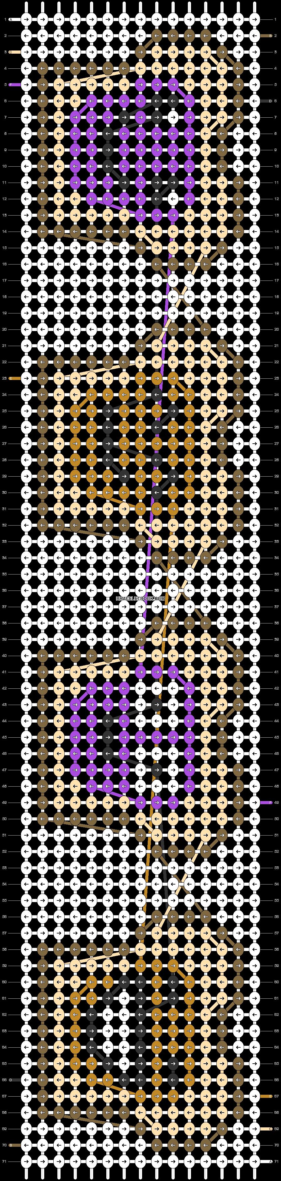 Alpha pattern #26504 pattern