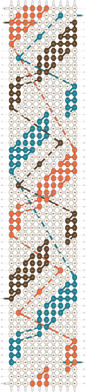 Alpha pattern #26506 pattern