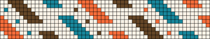 Alpha pattern #26506