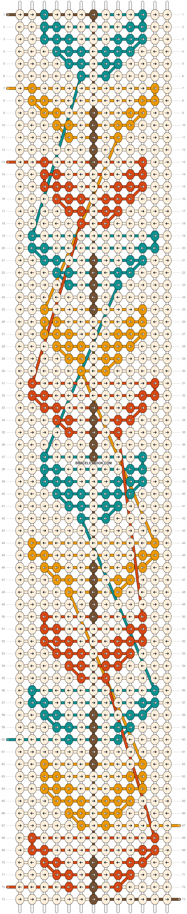 Alpha pattern #26508 pattern