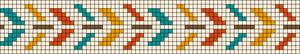 Alpha pattern #26508